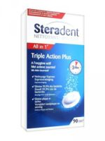 Steradent Triple Action, Tube 30, Bt 3 à DURMENACH