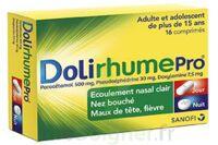 DOLIRHUMEPRO Cpr Plq/16 à DURMENACH