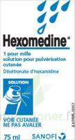 HEXOMEDINE 1 POUR MILLE, solution pour pulvérisation cutanée en flacon pressurisé à DURMENACH