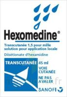 Hexomedine Transcutanee 1,5 Pour Mille, Solution Pour Application Locale à DURMENACH