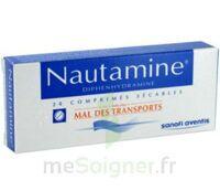 NAUTAMINE, comprimé sécable à DURMENACH