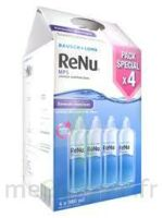 RENU MPS Pack Observance 4X360 mL à DURMENACH