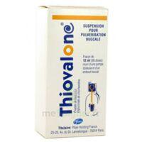 THIOVALONE, suspension pour pulvérisation buccale à DURMENACH