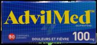 ADVILMED 100 mg, comprimé enrobé à DURMENACH