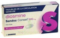 DIOSMINE SANDOZ CONSEIL 600 mg, comprimé pelliculé à DURMENACH