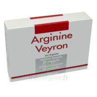 ARGININE VEYRON, solution buvable en ampoule à DURMENACH
