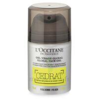 Occitane Homme Cedrat Gel Visage Global Hydratant à DURMENACH