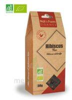Nat&form Tisanes Hibiscus Bio 50g à DURMENACH