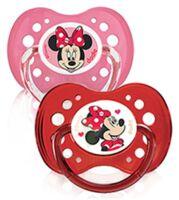 Dodie Disney sucettes silicone +18 mois Minnie Duo à DURMENACH