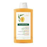 Klorane Beurre De Mangue Shampooing Cheveux Secs 400ml à DURMENACH