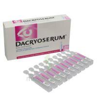 DACRYOSERUM Solution pour lavage ophtalmique en récipient unidose 20Unidoses/5ml à DURMENACH
