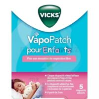 VICKS VAPOPATCH ENFANTS à DURMENACH