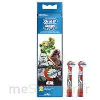 Oral-B Stages Power Star Wars 2 brossettes à DURMENACH