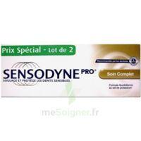 Sensodyne Protection Complète Lot de 2 x 75 ml à DURMENACH