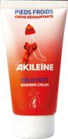 Akileïne Crème réchauffement pieds froids 75ml