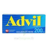 ADVIL 200 mg, comprimé enrobé B/30 à DURMENACH