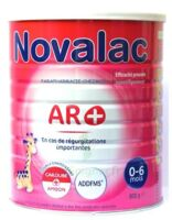 NOVALAC AR + 0-6 MOIS Lait pdre B/800g