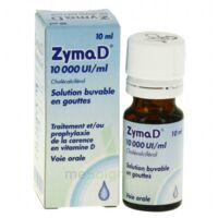 Zymad 10 000 Ui/ml, Solution Buvable En Gouttes à DURMENACH