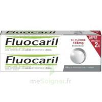 Fluocaril Bi-fluoré 145 Mg Pâte Dentifrice Blancheur 2*75ml à DURMENACH