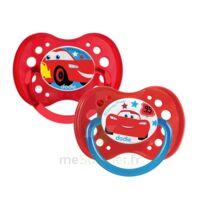 Acheter Dodie Disney sucettes silicone +18 mois cars Duo à DURMENACH