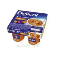 Delical Riz Au Lait Nutriment Caramel Pointe De Sel 4pots/200g à DURMENACH