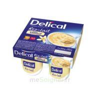 DELICAL RIZ AU LAIT Nutriment vanille 4Pots/200g à DURMENACH