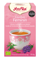 Yogi Tea Equilibre Feminin à DURMENACH