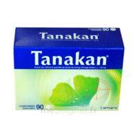 TANAKAN 40 mg, comprimé enrobé PVC/alu/90 à DURMENACH
