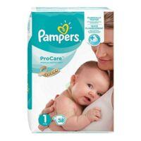 PAMPERS PROCARE PREMIUM Couche protection T1 2-5kg Paq/38 à DURMENACH
