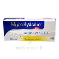 Mycohydralin 500 Mg, Comprimé Vaginal à DURMENACH