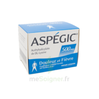 Aspegic 500 Mg, Poudre Pour Solution Buvable En Sachet-dose 20 à DURMENACH