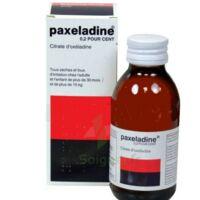 PAXELADINE 0,2 POUR CENT, sirop à DURMENACH