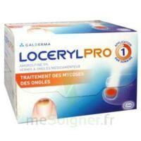 Loceryl 5 % V Ongles Médicamenteux Fl/2,5ml+10 Spatules à DURMENACH
