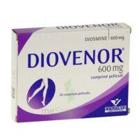 Diovenor 600 Mg, Comprimé Pelliculé à DURMENACH