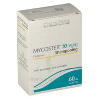 MYCOSTER 10 mg/g, shampooing à DURMENACH