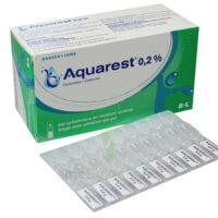 AQUAREST 0,2 %, gel opthalmique en récipient unidose à DURMENACH