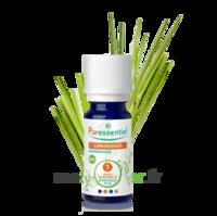 Puressentiel Huiles essentielles - HEBBD Lemongrass BIO* - 10 ml à DURMENACH