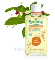 Puressentiel Articulations & Muscles Huile De Massage Bio** Effort Musculaire - Arnica - Gaulthérie - 200 Ml à DURMENACH
