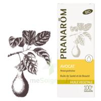 PRANAROM Huile végétale bio Avocat à DURMENACH