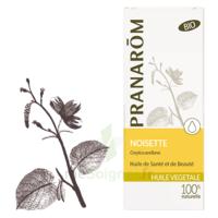 PRANAROM Huile végétale bio Noisette 50ml à DURMENACH
