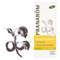 Pranarom Huile Végétale Bio Noyau Abricot 50ml à DURMENACH