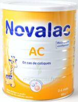 Novalac AC 1 Lait en poudre 800g à DURMENACH