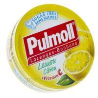 Pulmoll Pastilles Citron B/45g à DURMENACH