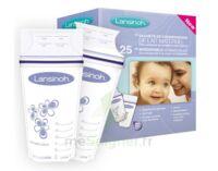 LANSINOH Sachets de Conservation pour Lait Maternel - 25 sachets à DURMENACH