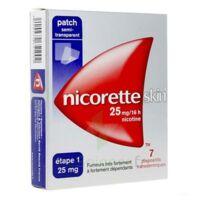 Nicoretteskin 25 Mg/16 H Dispositif Transdermique B/28 à DURMENACH
