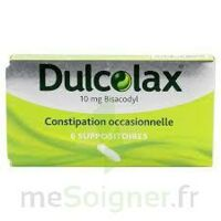 DULCOLAX 10 mg, suppositoire à DURMENACH