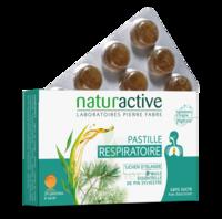 NATURACTIVE ORL Pastilles respiratoire B/24 à DURMENACH