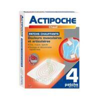 Actipoche Patch Chauffant Douleurs Musculaires B/4 à DURMENACH