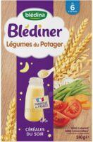 Blédina Blédîner Céréales Légumes Du Potager 240g à DURMENACH