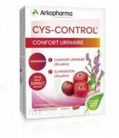 CYS-CONTROL ARKOPHARMA x 20 GELULES à DURMENACH